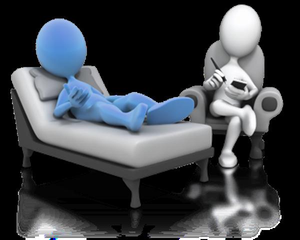 seduta di psicoterapia
